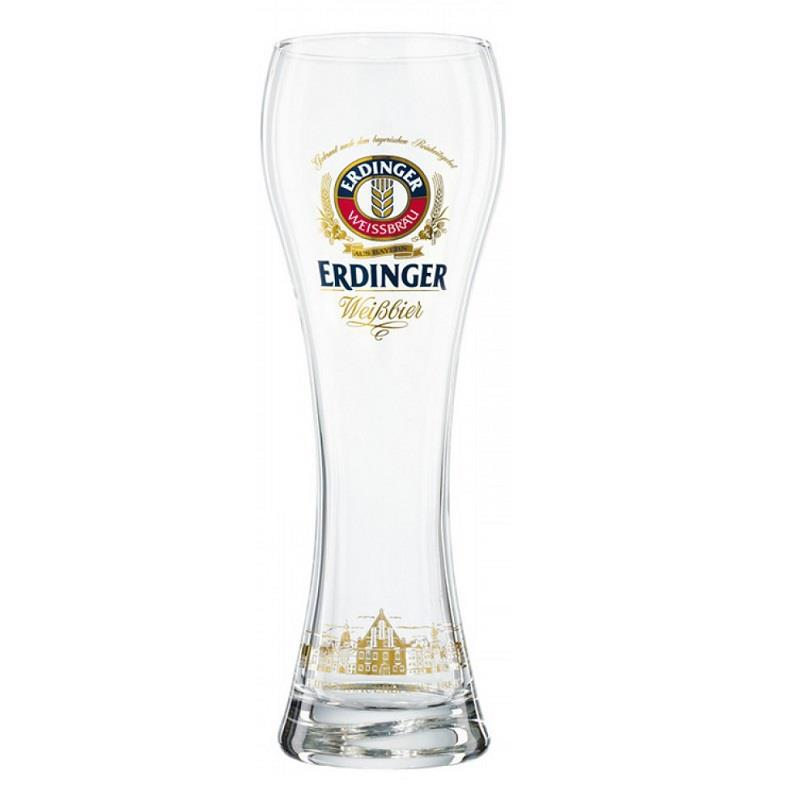 Erdinger Pint Glass
