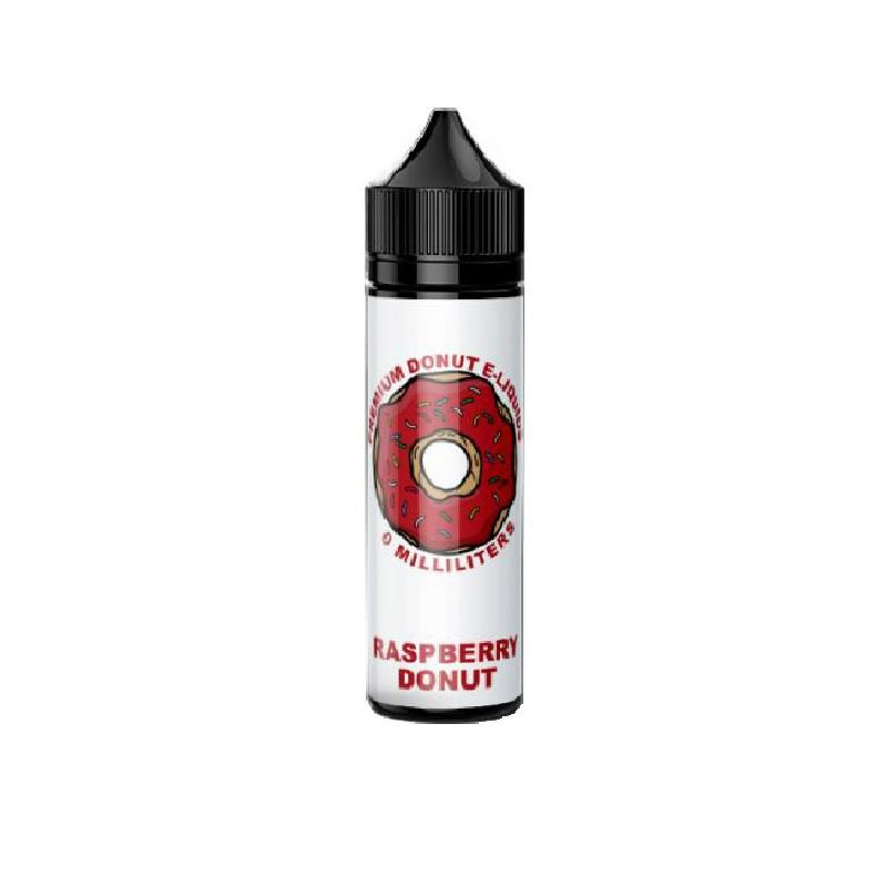 Raspberry Doughut E-liquid 70/30