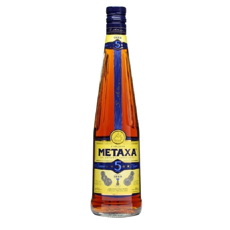 Metaxa 5 Star Brandy