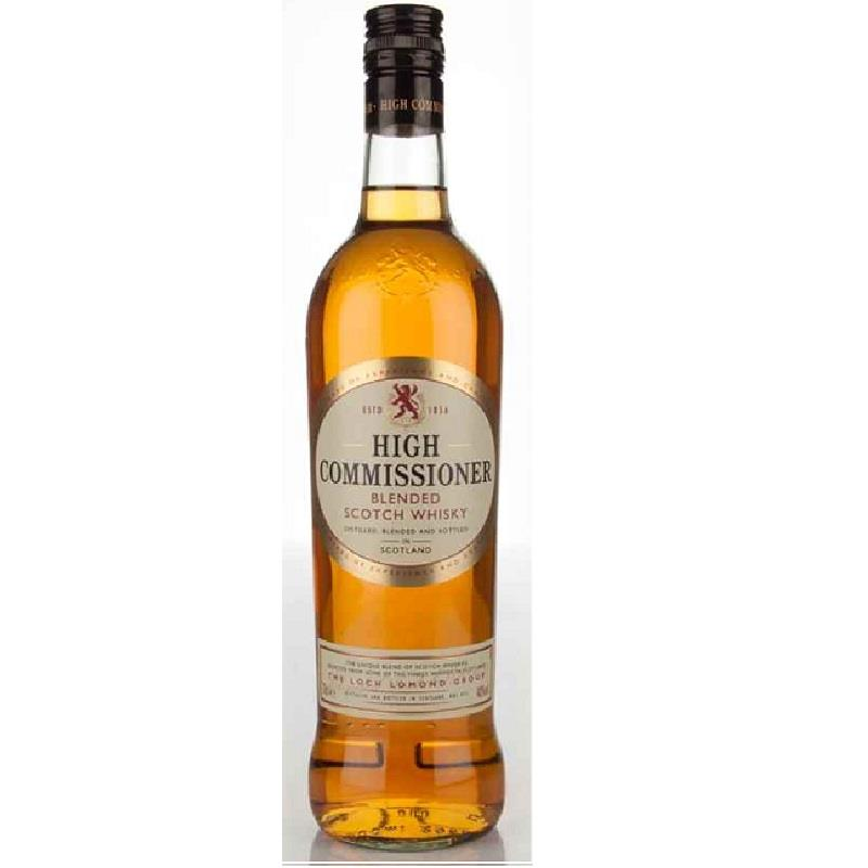 High Commissioner Malt Whisky