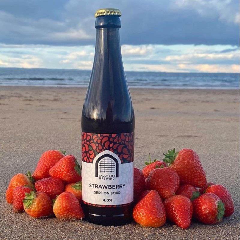 Strawberry Session Sour