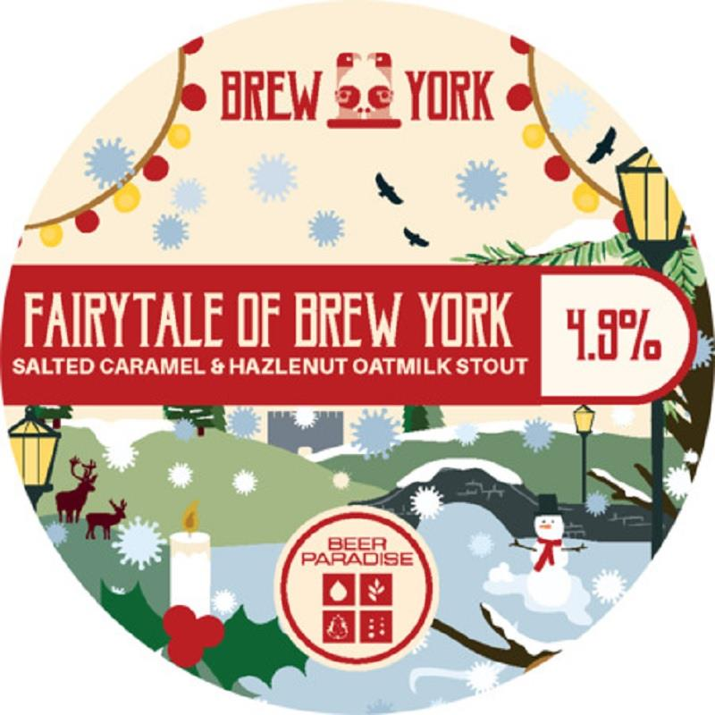 Fairytale of Brew York
