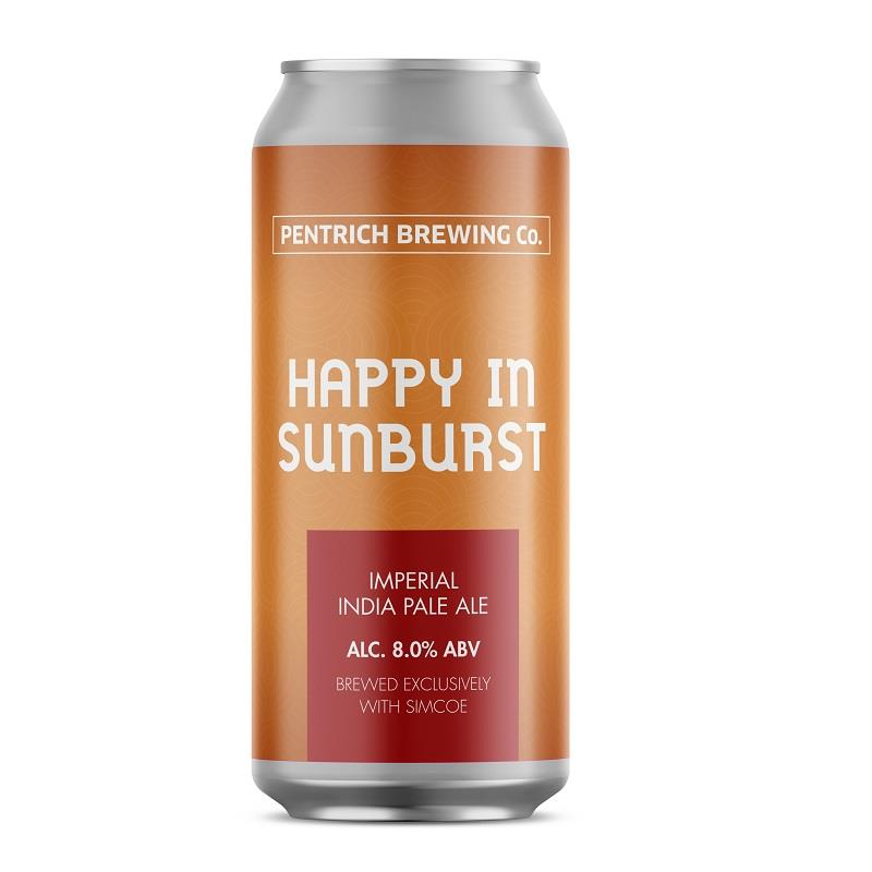Happy In Sunburst